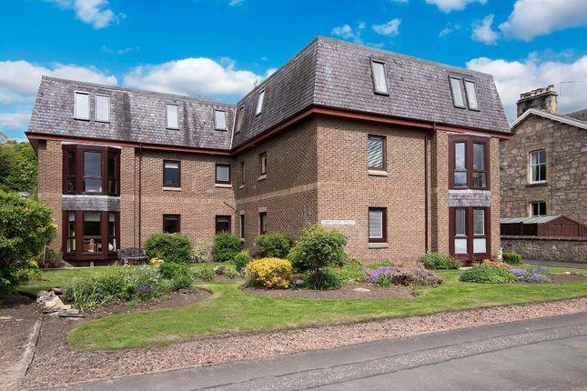 Thumbnail Flat for sale in Carmichael Court, Keir Street, Bridge Of Allan, Stirlingshire