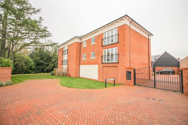 Thumbnail Flat for sale in Kirkpatrick Place, Gilston, Harlow