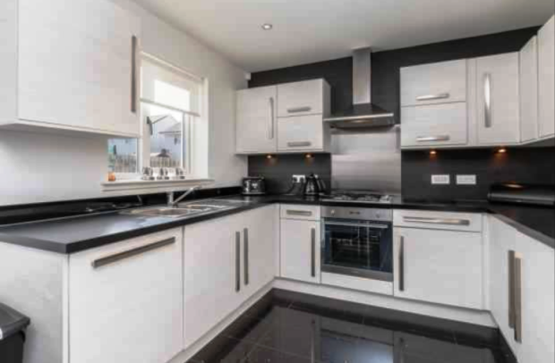 Thumbnail Detached house for sale in Maple Grove, Glasgow