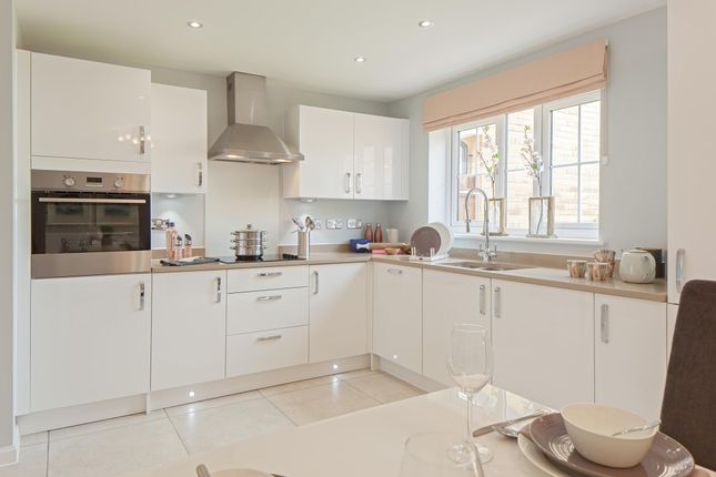 """Thumbnail Detached house for sale in """"Chesham"""" at Charlton Park, Midsomer Norton, Radstock"""
