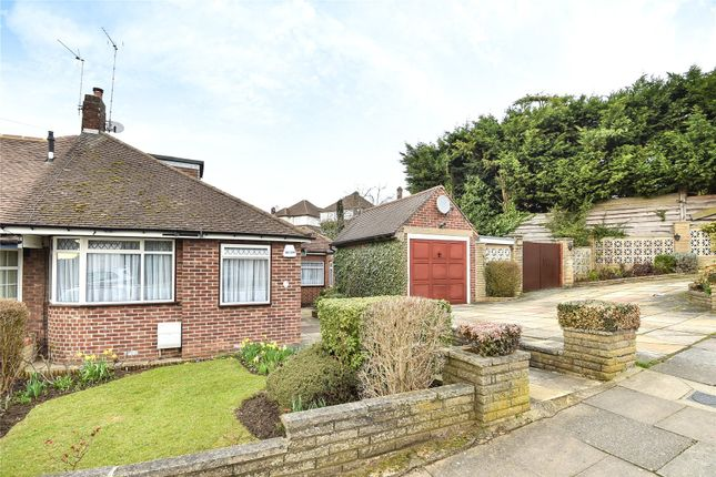 Thumbnail Semi-detached bungalow for sale in Hamilton Road, Cockfosters