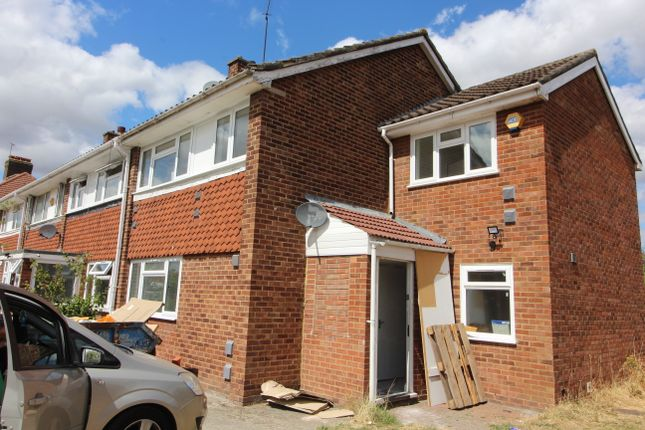 Thumbnail End terrace house to rent in Sutton Hall Road, Heston, Hounslow