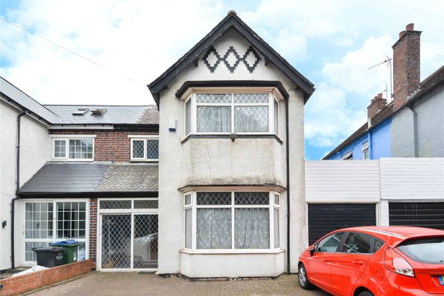 Thumbnail Semi-detached house for sale in West Park Road, Smethwick