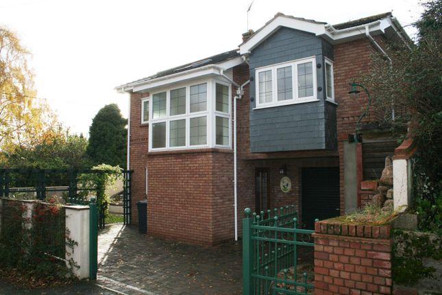 Thumbnail Detached house to rent in Sherwells Close, Dawlish Warren, Dawlish