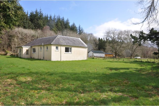 Thumbnail Detached house for sale in Auchterawe, Fort Augustus