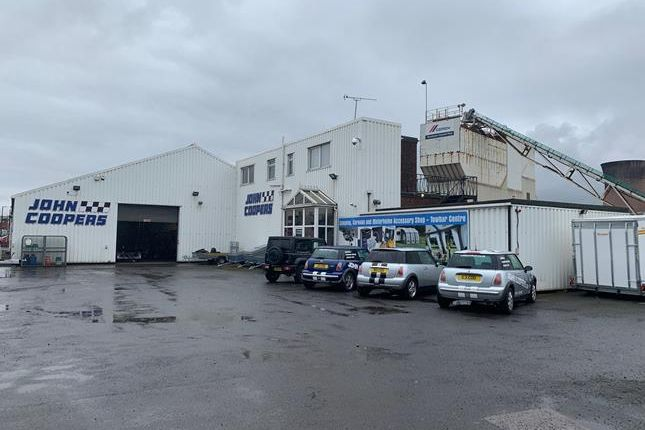 Thumbnail Light industrial for sale in John Coopers, Grange Lane North, Scunthorpe, North Lincolnshire