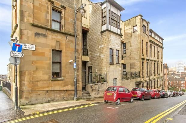 Thumbnail Flat for sale in Flat 0/1, Garnet Street, Garnethill, Glasgow
