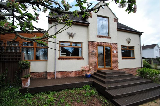 Thumbnail Detached house for sale in The Lynch, Winscombe