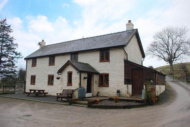 Thumbnail Detached house for sale in Abbeycwmhir, Llandrindod Wells