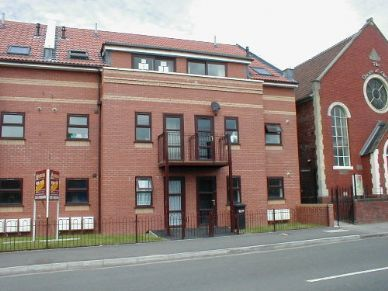 Thumbnail Flat to rent in Bedminster, Bristol