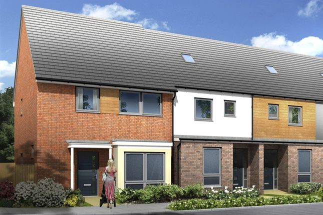 """Thumbnail Detached house for sale in """"Binchester"""" at Whitworth Park Drive, Houghton Le Spring"""