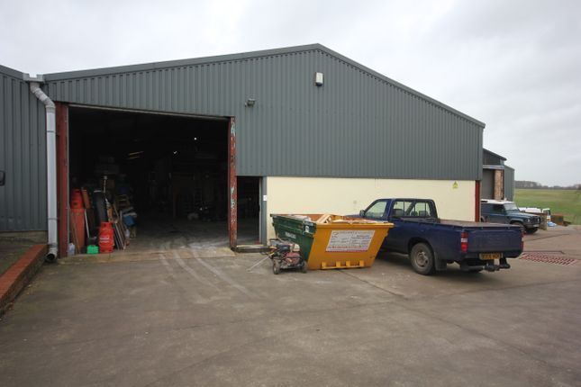 Thumbnail Light industrial to let in Sandon Road, Therfield, Royston