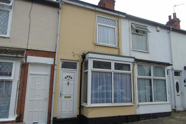 Thumbnail Terraced house for sale in Chesterfield Avenue, New Whittington, Chesterfield