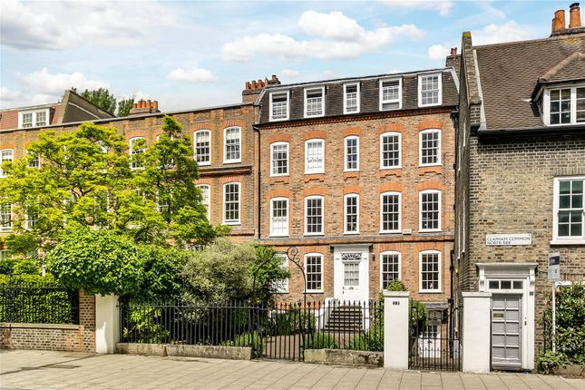Thumbnail Property for sale in Clapham Common North Side, London
