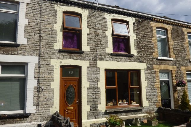 3 bed terraced house for sale in Shelone Road, Briton Ferry, Neath. SA11