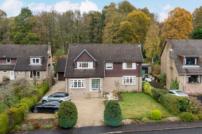 Thumbnail Detached house for sale in Duchess Park, Helensburgh, Dunbartonshire
