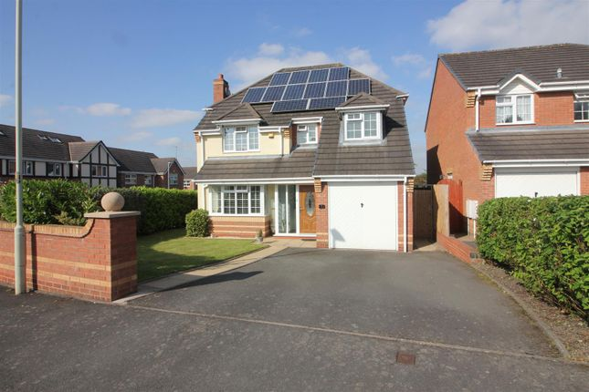 Thumbnail Detached house for sale in Taylor Close, Moira