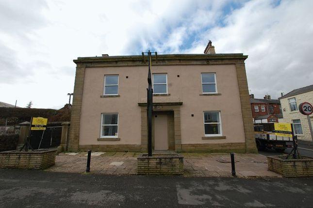 Thumbnail Flat to rent in Blackburn Road, Great Harwood, Blackburn