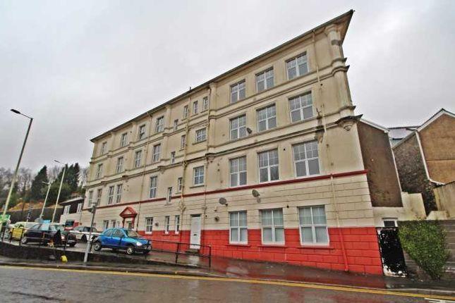 Thumbnail Flat for sale in Cwrt Brenin, Mill Street, Pontypridd, Rhondda Cynon Taff