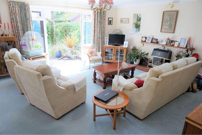 Living Room of Burn Close, Verwood BH31
