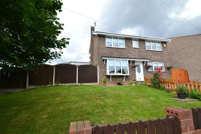 Thumbnail Detached house for sale in Greenacre Road, Upton, Pontefract