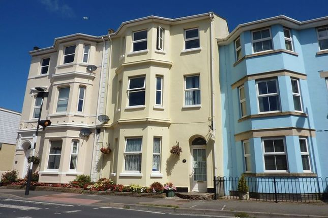 Thumbnail Terraced house for sale in Bay Court, Harbour Road, Seaton