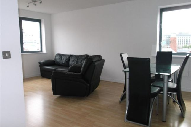 Thumbnail Flat to rent in Copper, Butcher Street, Leeds