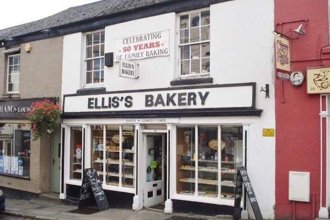 Thumbnail Retail premises to let in 19 West Street, Tavistock