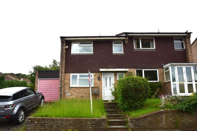 Thumbnail Terraced house to rent in Bennett Way, Lane End, Dartford