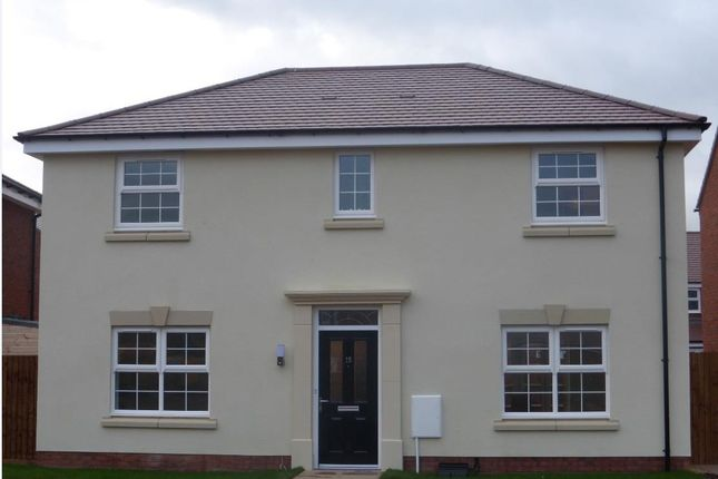 Thumbnail Detached house to rent in Cowarne Red Way, Holmer, Hereford