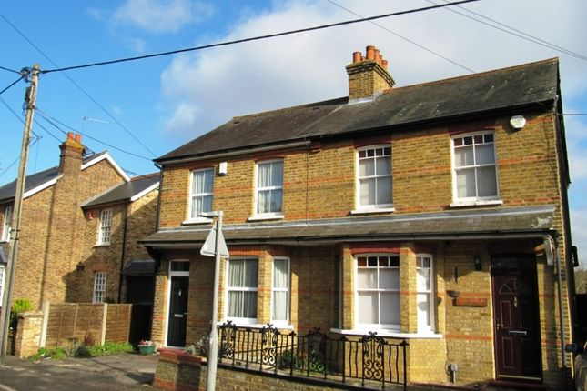 Thumbnail Semi-detached house to rent in Swallow Street, Iver, Buckinghamshire