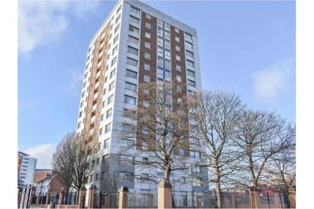 Flat for sale in Lace Street, Liverpool