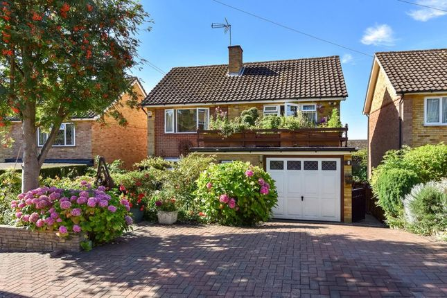 Thumbnail Detached house for sale in Downley, High Wycombe