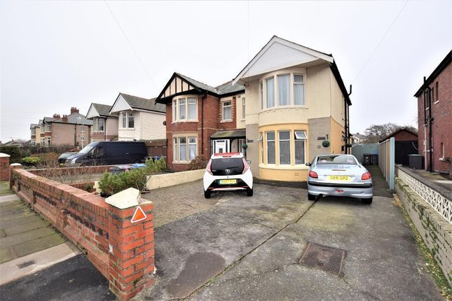 Thumbnail Flat for sale in Mossom Lane, Thornton-Cleveleys, Lancashire