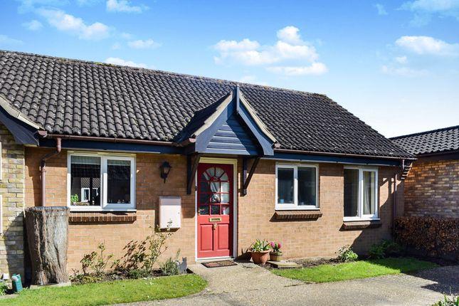 Thumbnail Semi-detached bungalow for sale in Kimbolton Court, Peterborough