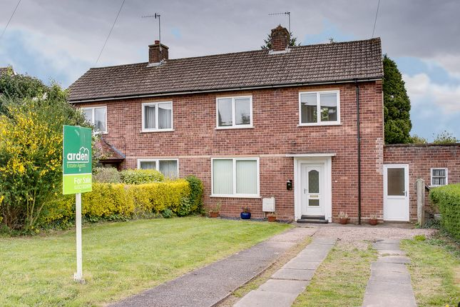 Thumbnail Semi-detached house for sale in Maund Close, Charford, Bromsgrove