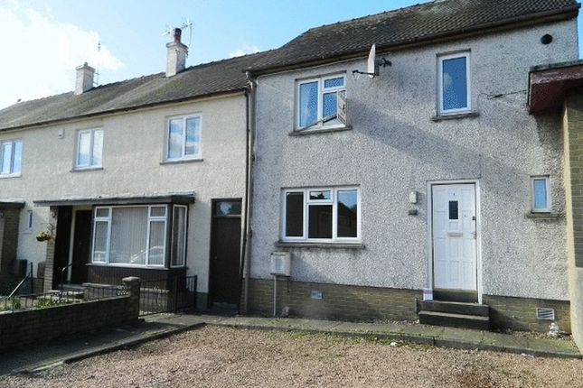 Thumbnail Terraced house for sale in Fir Park, Tillicoultry
