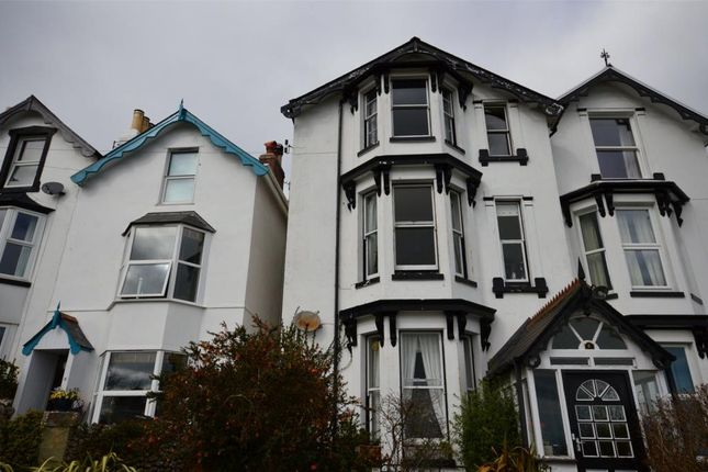 Thumbnail Semi-detached house for sale in Yannon Terrace, Teignmouth, Devon