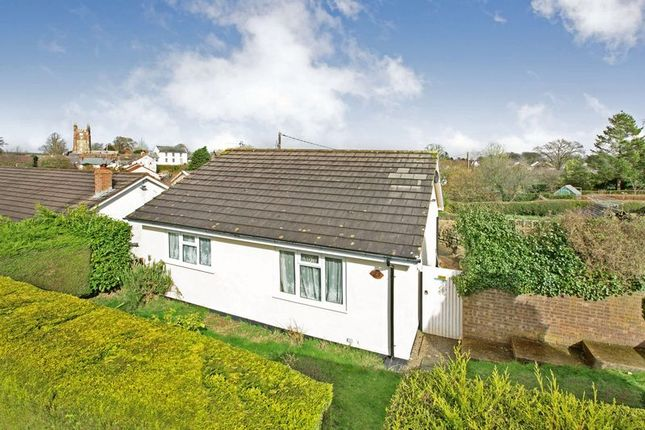 Thumbnail Detached bungalow for sale in Brooke Road, Witheridge, Tiverton