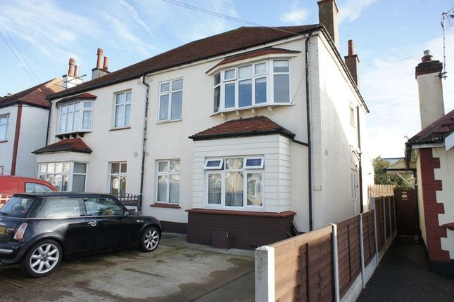 Thumbnail Flat for sale in St Marks Road, Hadleigh, Benfleet