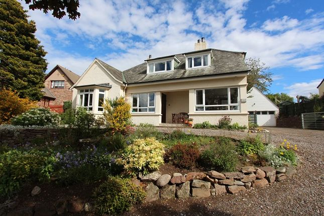 Thumbnail Detached house for sale in 141 Culduthel Road, Culduthel, Inverness