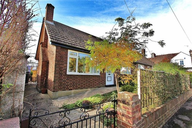 Thumbnail Semi-detached bungalow for sale in Wroths Path, Loughton, Essex