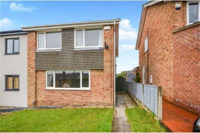 Thumbnail Semi-detached house to rent in Oulton Rise, Parklands, Northampton
