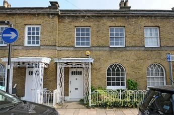 Thumbnail Terraced house to rent in Cardigan Street, London