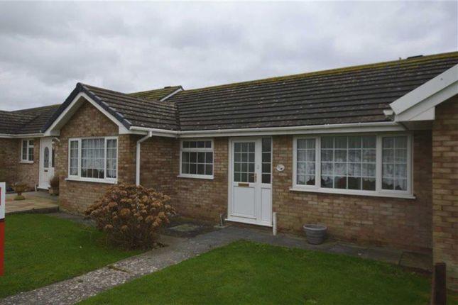Thumbnail Terraced bungalow for sale in 18, Awel Dyfi, Tywyn, Gwynedd