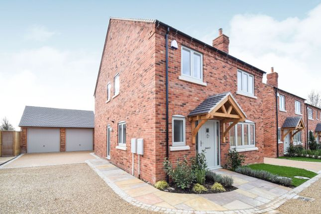 Thumbnail Detached house for sale in 4 Caulkley View, Hartshorne