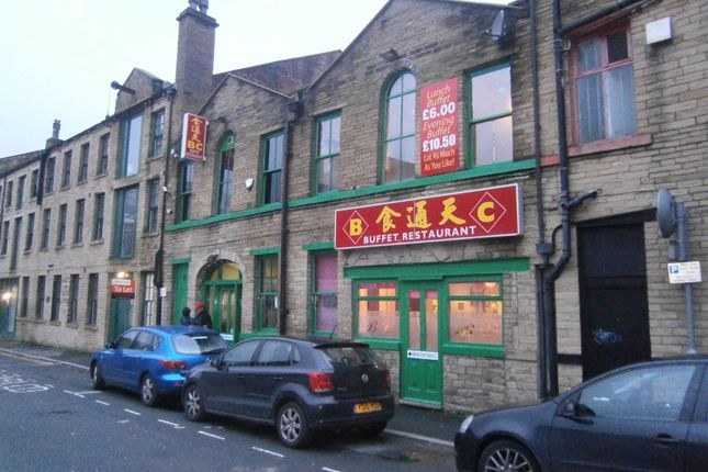 Thumbnail Restaurant/cafe to let in 6/8 Quebec Street, Bradford