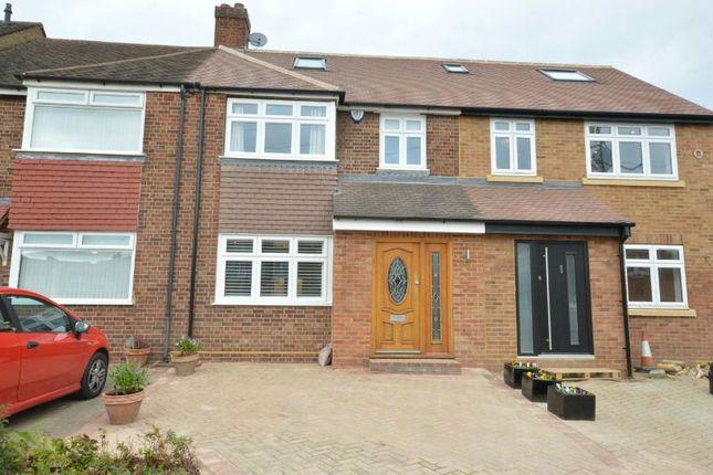 Thumbnail Terraced house for sale in Chessington Hill Park, Chessington