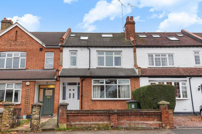 Thumbnail Terraced house for sale in Ditton Hill Road, Surbiton