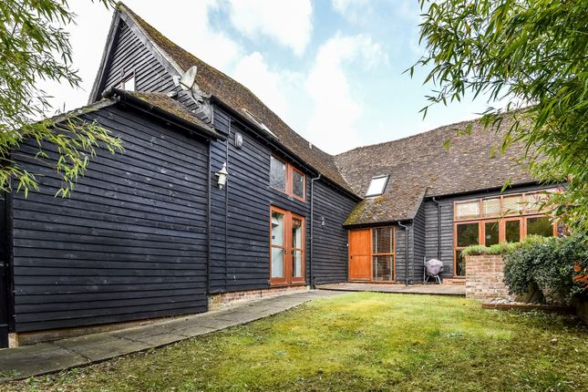 Thumbnail Barn conversion to rent in 1 Kingsmill Barns, Wherwell, Andover, Hampshire